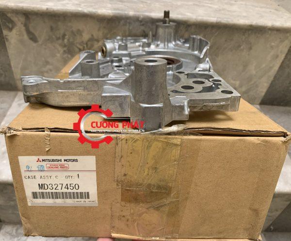 Mã bơm dầu động cơ Zinger, Pajero V31, Triton máy xăng chính hãng MD327450