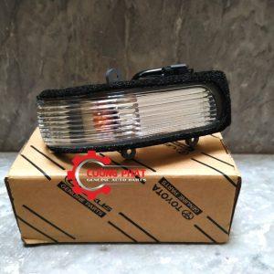 Hình ảnh đèn xi nhan gương Toyota Camry, Vios, Corolla Altis chính hãng