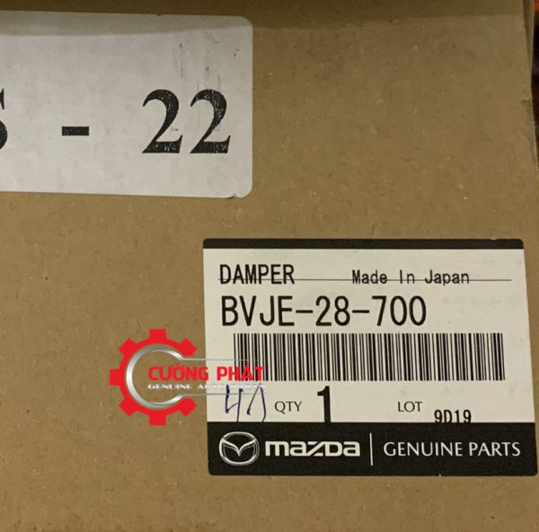 Mã giảm xóc sau bên phải của Ford Laser, Mazda 323