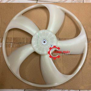 Hình ảnh cánh quạt gió động cơ Mitsubishi Xpander chính hãng (cánh quạt làm mát két nước)
