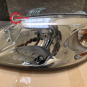 Hình ảnh đèn pha Chevrolet Aveo 2012 chính hãng