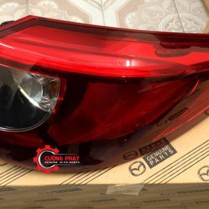 Hình ảnh đèn hậu ngoài Mazda CX5 2017 chính hãng