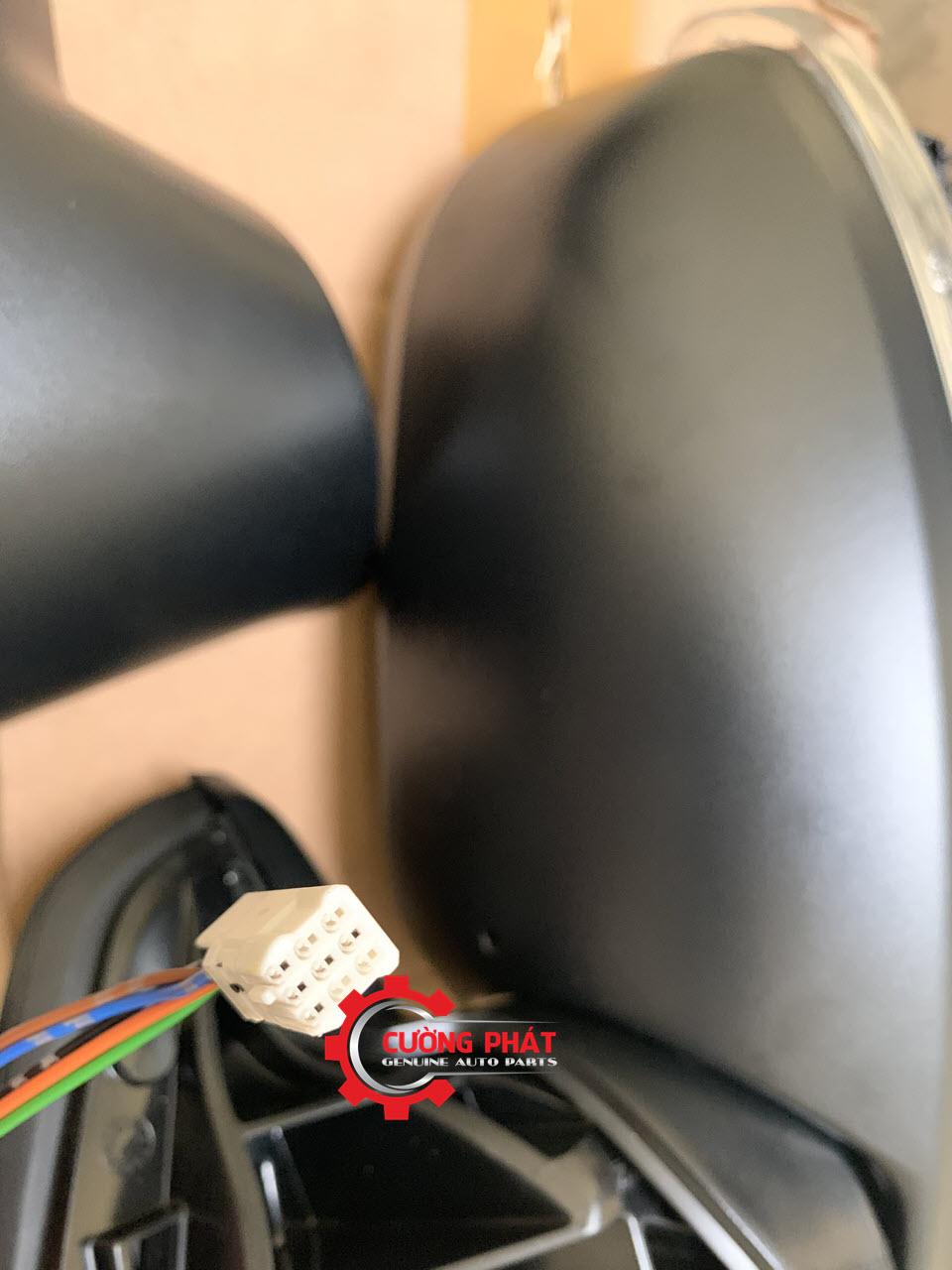 Giắc gương chiếu hậu Xpander cơ không gập điện chính hãng