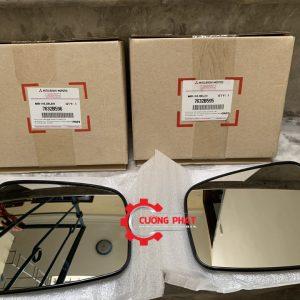 Hình ảnh cặp gương chiếu hậu xe Mitsubishi Attrage, Mirage chính hãng