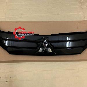 Hình ảnh mặt ga lăng đen Mitsubishi Xpander 2019 chính hãng