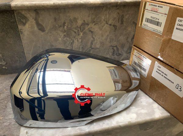Hình ảnh ốp gương chiếu hậu Mitsubishi Xpander chính hãng