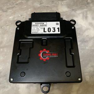 Hình ảnh hộp điều khiển đèn pha Toyota Land Cruiser Prado 2015 chính hãng