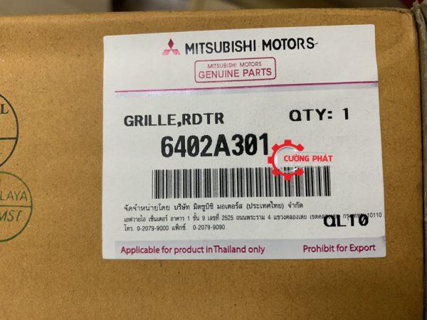 Mã ga lăng Mitsubishi Attrage chính hãng