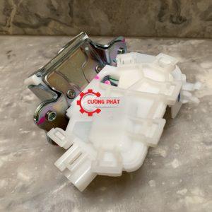 Hình ảnh ổ khóa ngậm cốp Mitsubishi Mirage chính hãng