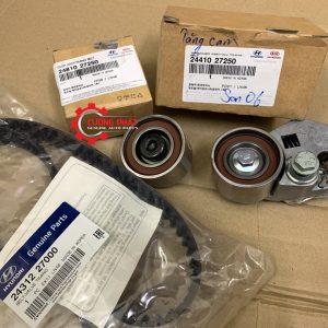 Hình ảnh dây cam Hyundai Santafe 2003-2009 chính hãng