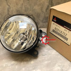 Hình ảnh đèn sương mù Xpander chính hãng hay còn gọi là đèn gầm, đèn cản trước