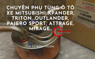 Phụ tùng Mitsubishi chính hãng tại Bình Thuận