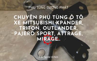 Phụ tùng Mitsubishi chính hãng tại Nam Định