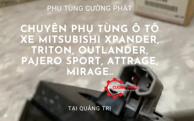Phụ tùng Mitsubishi chính hãng tại Quảng Trị