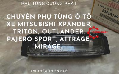 Phụ tùng Mitsubishi chính hãng tại Thừa Thiên Huế