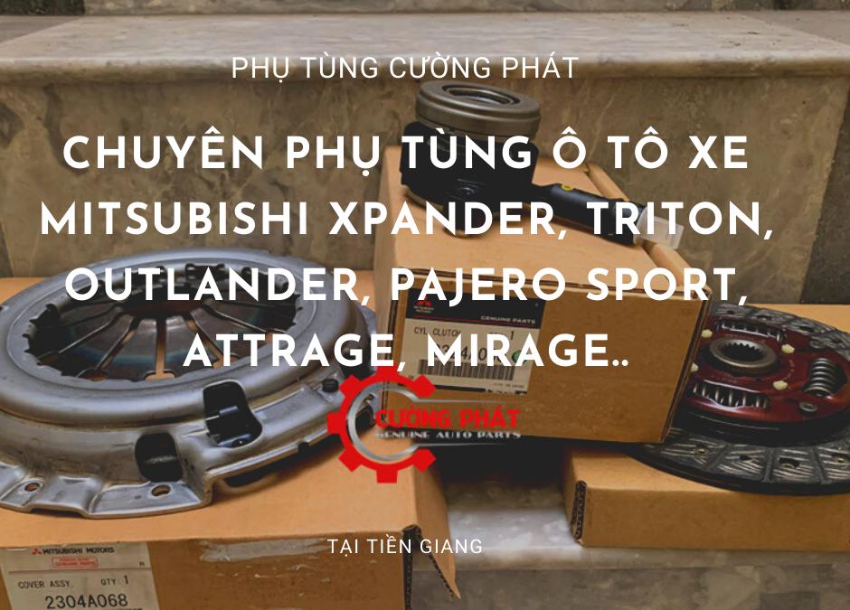 Phụ tùng Mitsubishi chính hãng tại Tiền Giang