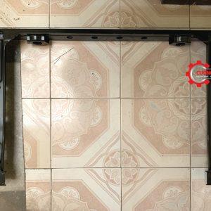 Hình ảnh khung xương đầu xe chữ U Mitsubishi Xpander chính hãng