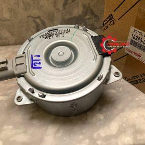 Hình ảnh mô tơ quạt két nước Toyota Vios, Yaris chính hãng
