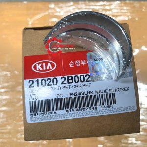 Hình ảnh bạc trục cơ Hyundai Elantra, Santafe, Kia Carens, Forte chính hãng