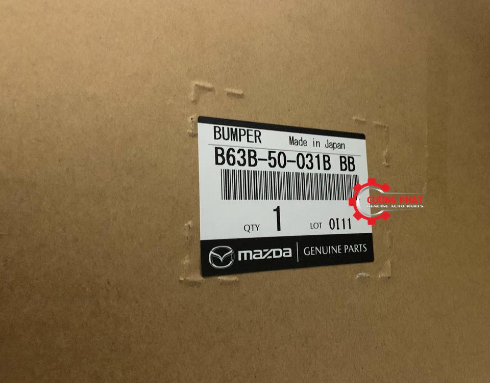 Mã cản trước Mazda 3 chính hãng