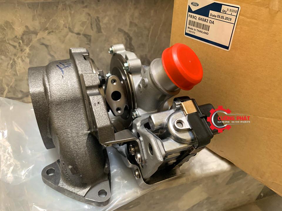 Mã turbo tăng áp Ranger, BT50 chính hãng