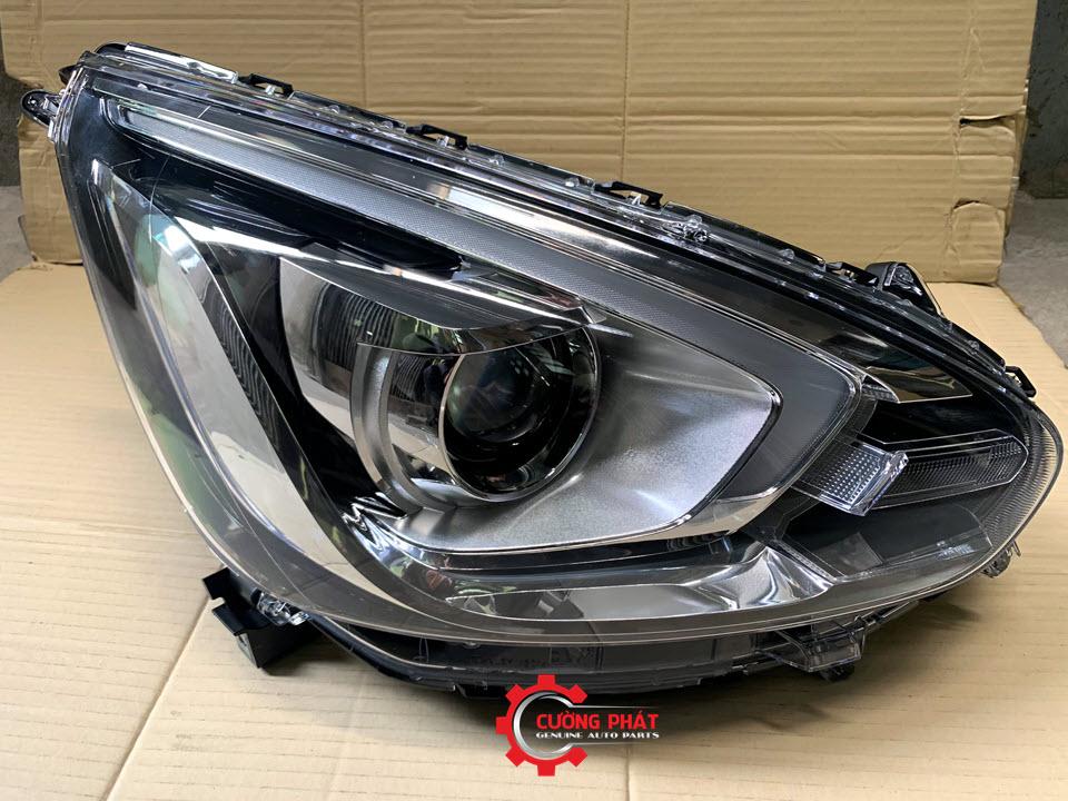 Hình ảnh đèn pha Mitsubishi Mirage chính hãng