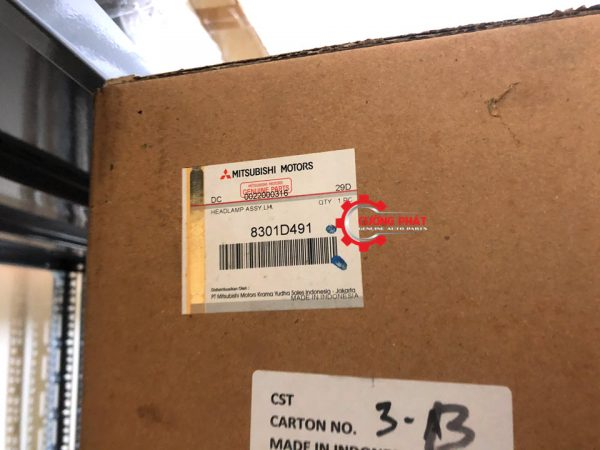 Mã đèn pha Xpander 2020 có LED chính hãng