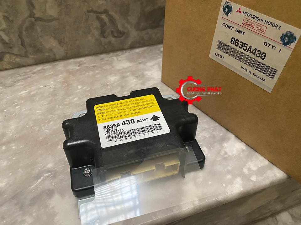 Mã phụ tùng hộp điều khiển túi khí Xpander chính hãng