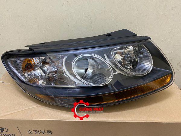 Hình ảnh đèn pha Hyundai Santafe 2006-2012 chính hãng