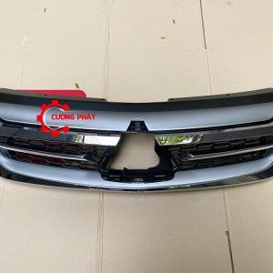 Cận cảnh chi tiết mặt ca lăng Mitsubishi Pajero Sport 2018-2020