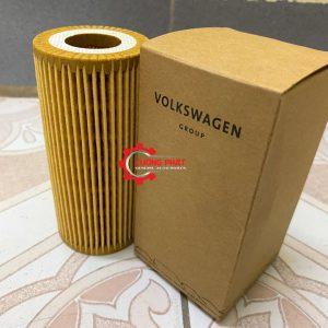 Hình ảnh lọc dầu máy Volkswagen, Audi chính hãng