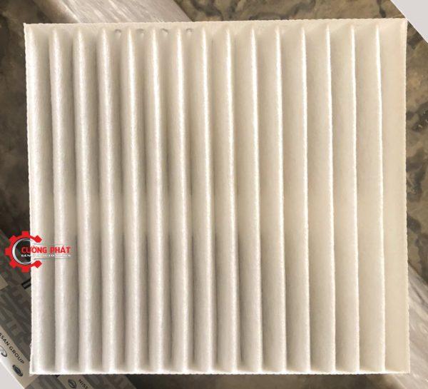 Chi tiết lọc gió máy lạnh Nissan Navara, Terra chính hãng