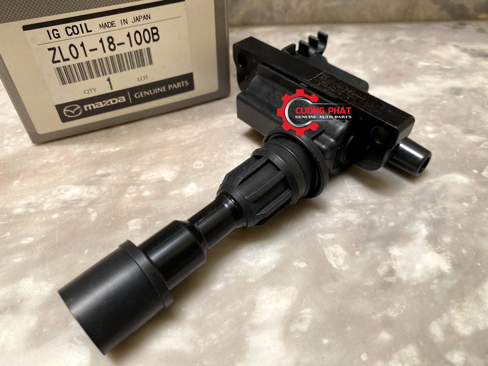 Mã mobin Laser, Mazda 323 chính hãng