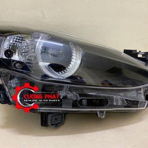 Hình ảnh đèn pha Mazda 2 2020, 2021 chính hãng